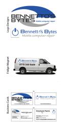 Bennetto's Bytes Logo designs